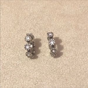 🆕Listing! 2 Brighton narrow spacers with crystals